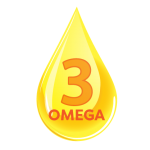 Hundefutter Illustration Omega 3